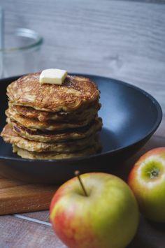Apple Pancakes / Apfel Pancakes