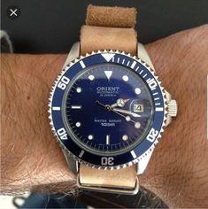[Identify] this Orient watch. Any similar alternatives? http://ift.tt/2GtcM4X