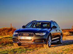 [Audi A6 Allroad quattro 3.0 TDI] Die neueste Generation des A6 ist auch wieder in einer Allroad-Version verfügbar. Wir haben den starken Diesel im Offroad-Look getestet. #audi #a6 #allroad #quattro