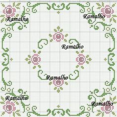 235 Likes, 14 Comments - demet Cross Stitch Pillow, Cross Stitch Borders, Cross Stitch Rose, Cross Stitch Alphabet, Cross Stitch Flowers, Cross Stitch Charts, Cross Stitch Designs, Cross Stitching, Cross Stitch Embroidery
