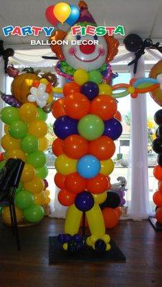 199 Best Balloons And Decorations Images On Pinterest