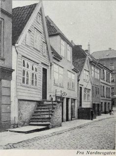 12th Century, Capital City, Countries Of The World, Bergen, Oslo, West Coast, Norway, Medieval, Survival