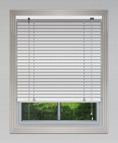 25mm Aluminium Venetian Blind - Yes Curtains
