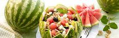 Olvasd el a receptet az aldi.hu-n! Izu, Fruit, Food, Watermelon, Fruit And Veg, Olives, Essen, Meals, Yemek
