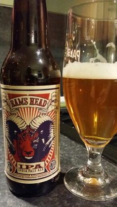 Rams Head IPA By Fordham Brewing Company