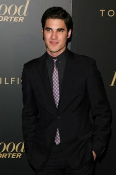 Glee hotties at The Hollywood Reporters pre-Oscar party