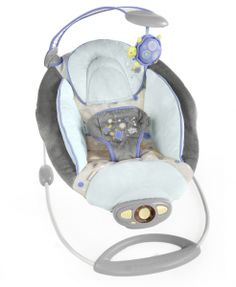 Bright Starts Gentle Automatic Bouncer