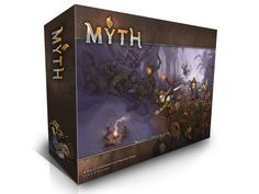 Although Myth has all the familiar accoutrements of board game, including game pieces, playing boards, and cards, it actually shares its spirit more with pen-and-paper role playing games such as Dungeons and Dragons. Up to five players level up and fight off an onslaught of card-generated villains in one of countless scenarios set forth in Myth's hefty rulebook. Don't the big volume intimidate you.