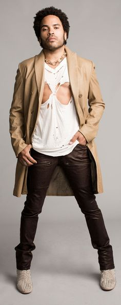 Zaden Halloween 2016 The Cool Style of Lenny Kravitz.                                                                                                                                                                                 Más