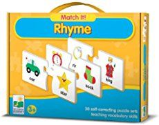 Rhyming is such an important pre-reading skill. My almost 4 year old loves playing simple rhyming games wherever we go. I've even created a DUPLO rhyming activity for her as well as a Roll-a-Rhyme game. Today, I'm sharing 20 FREE Rhyme Time game boards we have used to continue the rhyming fun! *Free download links …