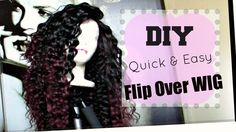@stewart1032 k minus the no part - this is so fabulous! Maybe you can use this method to emulate that $400 fro u wanted  Fast & Easy DIY No Part Flip-Over Wig - Hot Glue Gun Method [Video] - http://community.blackhairinformation.com/video-gallery/weaves-and-wigs-videos/fast-easy-diy-no-part-flip-over-wig-hot-glue-gun-method-video/