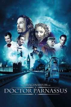 The Imaginarium of Doctor Parnassus movie poster - #poster, #bestposter, #fullhd, #fullmovie, #hdvix, #movie720pA traveling theater company gives its audience much more than they were expecting.