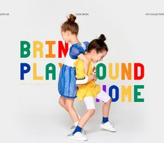 just like this for the colorful layout and kids having fun Kids Graphic Design, Baby Event, Fashion Banner, Baby Posters, Event Poster Design, Summer Camps For Kids, Event Banner, Kids Branding, Kids Prints