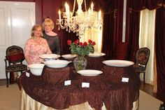TC -Buffet Table