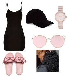 """Untitled #11"" by lexiig on Polyvore featuring Puma, LMNT, Le Amonie and Nine West"