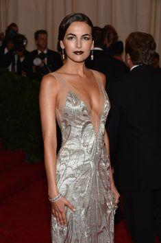 "Camilla Belle Photo - NY: ""Schiaparelli And Prada: Impossible Conversations"" Costume Institute Gala"