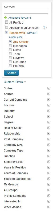 Killer bagels and Yankee tickets Why hyper-personalized - linkedin resumes search