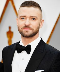 Everyone is hating on Justin Timberlake's Oscar hair.
