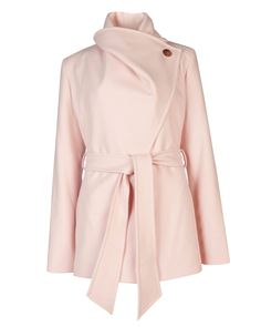 c1de3a20e131c Ted baker Matild Short Wrap Coat in Pink