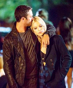 Chicago Fire: Severide  Shay [friends]