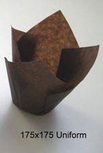 BrownTulip Baking Cups Standard 100/pkg