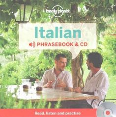 Lonely Planet Italian Phrasebook, Brown