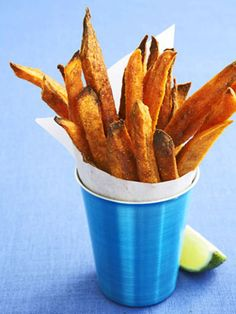 Curry Sweet Potato Fries