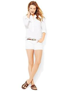 Women's Clothing: Women's Clothing: Featured Outfits New Arrivals | Gap - can't get enough of the white on white.