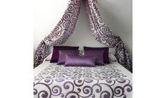 Nuria. Colcha de cama. Nuria 87% poliester 13% algodón
