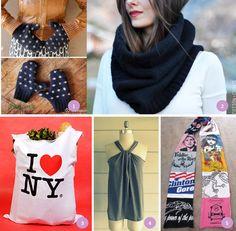 DIY-recycler-vêtements  | Blogue Montreal Addicts