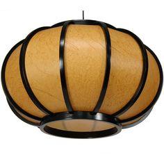 Oriental Furniture Harajuku Hanging Lantern | Wayfair