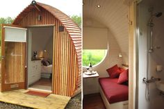 Monster Watching & Outdoor Adventure in Eco Camping Pods at Loch Ness Glamping | Inhabitat - Sustainable Design Innovation, Eco Architecture, Green Building