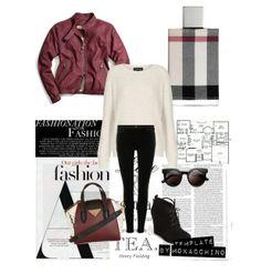 Los detalles en cuero son una buena opción para este Otoño-Invierno! 1.- Perfume London- Burberry http://fashion.linio.com.mx/a/londonburb