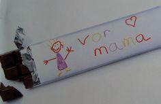 Persoonlijk moederdag cadeautje knutselen  Bron: AH lifestylemagazine