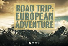 Road Trip: EuropeanAdventure frontier.ac.uk frontiergap.com #roadtrip #Europe #Italy #Switzerland #France #Geneva #Florence #Chamonix #LaSpeiza #friends #family #travel #discover #explore #seetheworld #wanderlust
