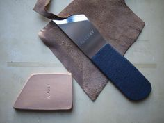 A2 English Style Paring Knife, by Jeff Peachey
