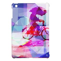 Purple rain i pad case