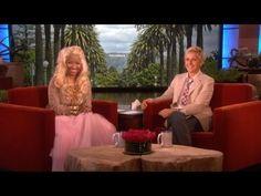 Questions with Nicki Minaj.