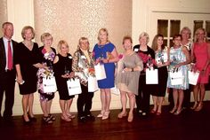 IEEW honors 10for10 Making a Difference on July 19, 2016 at the Oklahoma City Golf & Country Club.
