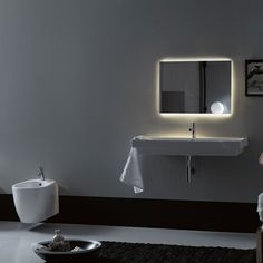 Waschbecken Normal   Wandwaschtisch   100cm