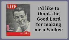 Quote Joe DiMaggio