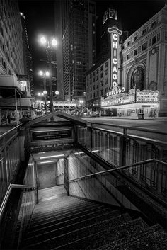 The Chicago Underground by mattsantomarco, via Flickr
