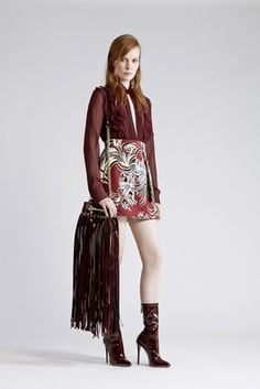 Just Cavalli Resort 2016 Fashion Show: Complete Collection - Style.com