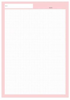 Memo Notepad, Pen Pal Letters, Bullet Journal Ideas Pages, Bullet Journal Paper, Printable Paper, Free Printable Stationery, Printable Scrapbook Paper, Notes Template, Note Doodles