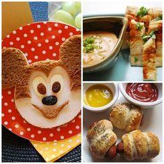 10 Magical Disney Meals #Disney #meals #recipes