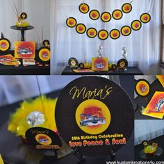 Premium Soul Train Inspired Theme Party