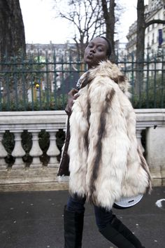 7 Winter Styles in Paris