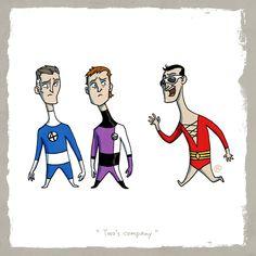 Marvel and DC Mister Fantastic, Elastic Man and Plastic Man Comic Book Characters, Comic Book Heroes, Marvel Characters, Comic Books Art, Solomon Grundy, Thanos Marvel, Aquaman, Marvel Vs Dc Comics, Hulk