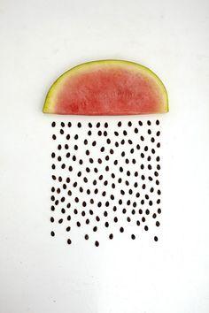 Sarah Illenberger nous fait découvrir le vrai visage des fruits et des légumes à travers un reportage photo amusant.