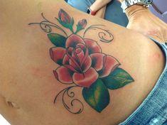 Tatuagens de Rosa - http://espacomulher.net/tatuagens-de-rosa/